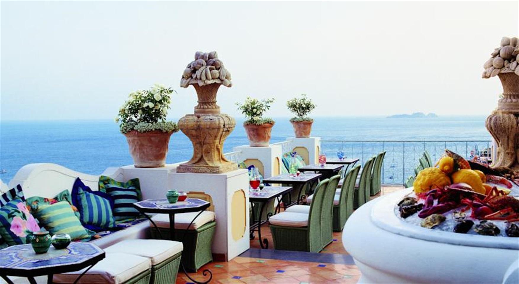 gli hotel con vista pi belli d 39 italia cond nast live